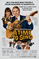 A Time to Sing - Movie Poster (xs thumbnail)