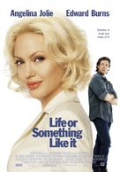 Life Or Something Like It - Movie Poster (xs thumbnail)