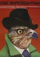 Lovind o pasare de prada - Polish Movie Poster (xs thumbnail)