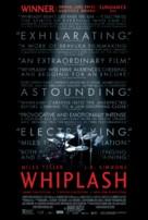Whiplash - Theatrical movie poster (xs thumbnail)