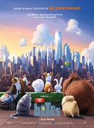 The Secret Life of Pets - French Movie Poster (xs thumbnail)