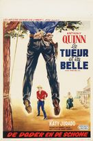 Man from Del Rio - Belgian Movie Poster (xs thumbnail)