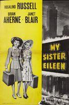 My Sister Eileen - poster (xs thumbnail)