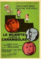 Carambolages - Spanish Movie Poster (xs thumbnail)