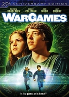 WarGames - DVD cover (xs thumbnail)