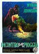 Miracle in the Rain - Italian Movie Poster (xs thumbnail)