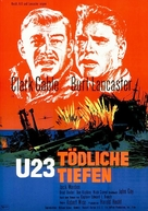 Run Silent Run Deep - German Movie Poster (xs thumbnail)