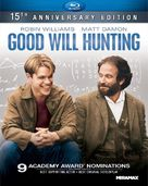 Good Will Hunting - Blu-Ray movie cover (xs thumbnail)