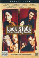 Lock Stock And Two Smoking Barrels - Czech Movie Cover (xs thumbnail)