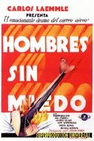 Airmail - Spanish Movie Poster (xs thumbnail)
