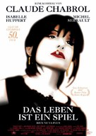 Rien ne va plus - German Movie Poster (xs thumbnail)