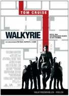 Valkyrie - Swiss Movie Poster (xs thumbnail)