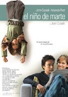 Martian Child - Spanish Movie Poster (xs thumbnail)