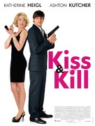 Killers - French Movie Poster (xs thumbnail)