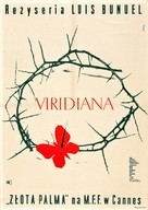 Viridiana - Polish Movie Poster (xs thumbnail)