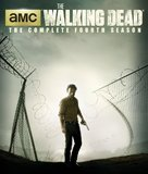 """""""The Walking Dead"""" - Blu-Ray movie cover (xs thumbnail)"""