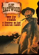 High Plains Drifter - Czech DVD cover (xs thumbnail)