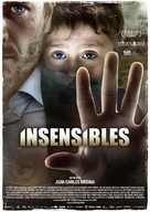 Insensibles - Spanish Movie Poster (xs thumbnail)