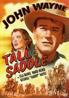 Tall in the Saddle - DVD movie cover (xs thumbnail)