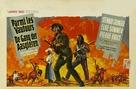 Unter Geiern - Belgian Movie Poster (xs thumbnail)