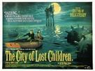 La cité des enfants perdus - British Movie Poster (xs thumbnail)
