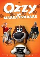 Ozzy - Romanian Movie Poster (xs thumbnail)
