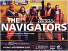 The Navigators - British Movie Poster (xs thumbnail)