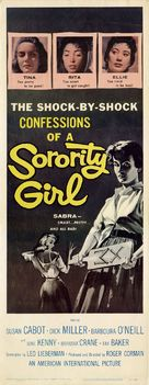 Sorority Girl - Movie Poster (xs thumbnail)