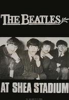 The Beatles at Shea Stadium - German Movie Poster (xs thumbnail)