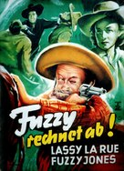 The Fighting Vigilantes - German Movie Poster (xs thumbnail)
