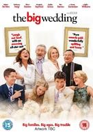 The Big Wedding - DVD movie cover (xs thumbnail)