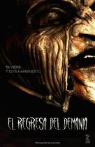 Jeepers Creepers 3 - Mexican Movie Poster (xs thumbnail)
