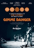 Gimme Danger - Greek Movie Poster (xs thumbnail)