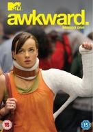 """Awkward."" - British DVD movie cover (xs thumbnail)"