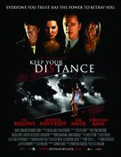 Keep Your Distance - poster (xs thumbnail)