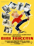 Bibi Fricotin - French Movie Poster (xs thumbnail)