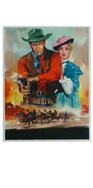In Old California - Italian Movie Poster (xs thumbnail)