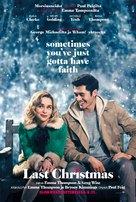 Last Christmas - Finnish Movie Poster (xs thumbnail)