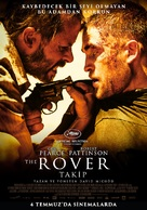 The Rover - Turkish Movie Poster (xs thumbnail)