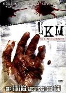 Ultimate Killing Machine - German Movie Cover (xs thumbnail)