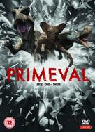 """Primeval"" - British DVD movie cover (xs thumbnail)"