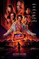 Bad Times at the El Royale - Swedish Movie Poster (xs thumbnail)