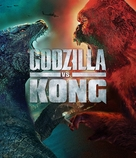Godzilla vs. Kong - Brazilian Movie Cover (xs thumbnail)