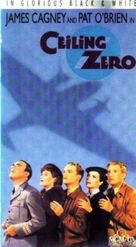 Ceiling Zero - VHS movie cover (xs thumbnail)