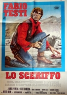 Quel maledetto giorno d'inverno... Django e Sartana all'ultimo sangue - Italian Movie Poster (xs thumbnail)