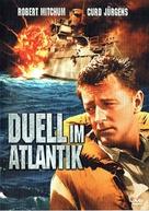 The Enemy Below - German DVD movie cover (xs thumbnail)