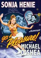 It's a Pleasure - DVD cover (xs thumbnail)