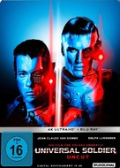 Universal Soldier - German Movie Cover (xs thumbnail)