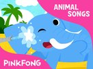 """Pinkfong! Animal Songs"" - Video on demand movie cover (xs thumbnail)"
