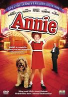 Annie - Swedish DVD cover (xs thumbnail)